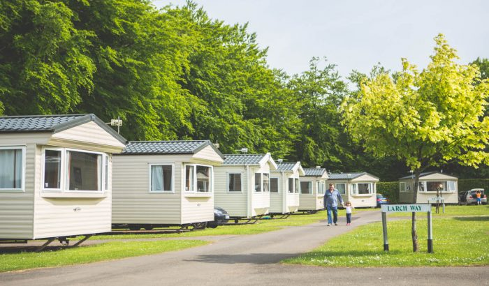 Holiday Caravans at Forest Glade