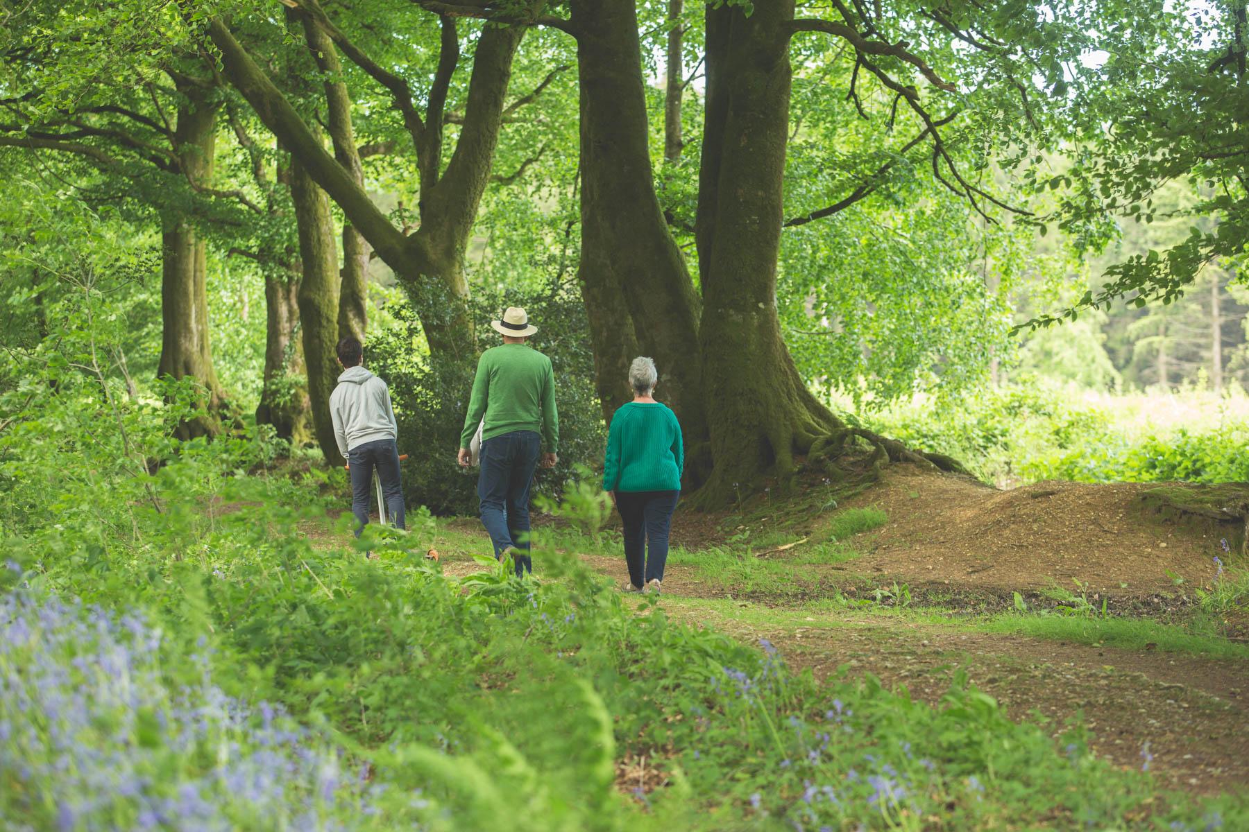 Forest Walks family