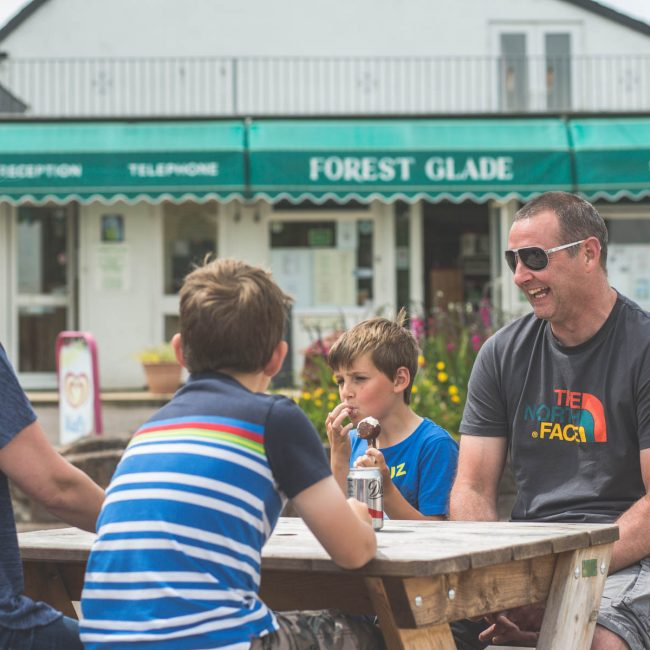 Family Holidays at Forest Glade
