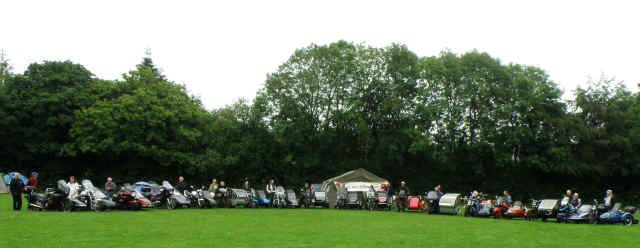 Camping and Caravan Rallies at Forest Glade