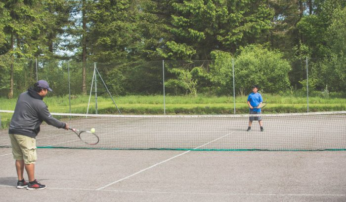 activities forest glade tennis
