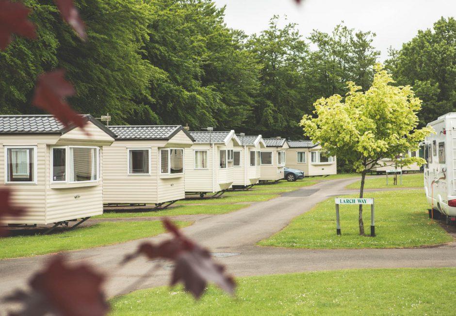 holiday caravans devon larch way