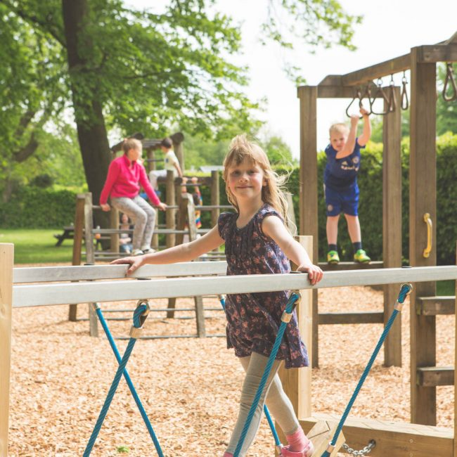 family friendly campsite Activities Play Park