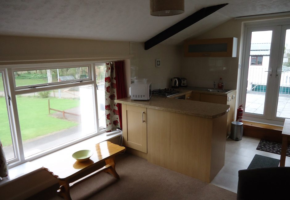 Self Catering accommodation in Devon Day room