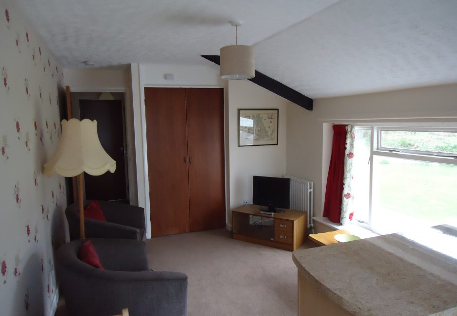 Self Catering accommodation in Devon Lounge