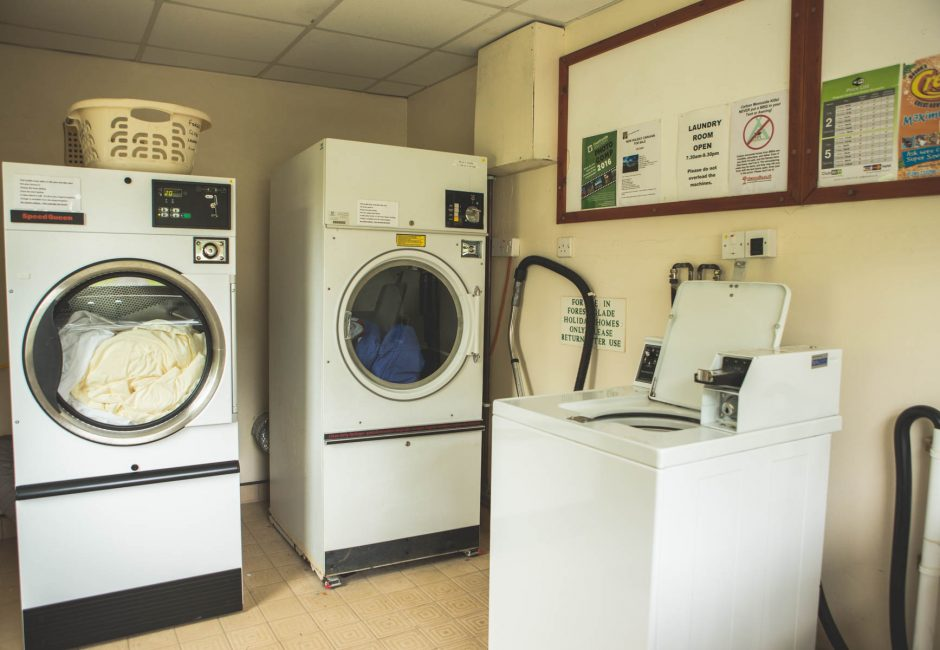 Forest Glade Amenities Building - Laundrette