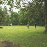 Forest Glade facilities - ball games area