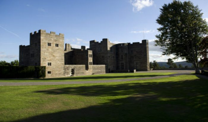 Things to do - Castle Drogo Devon - North west corner