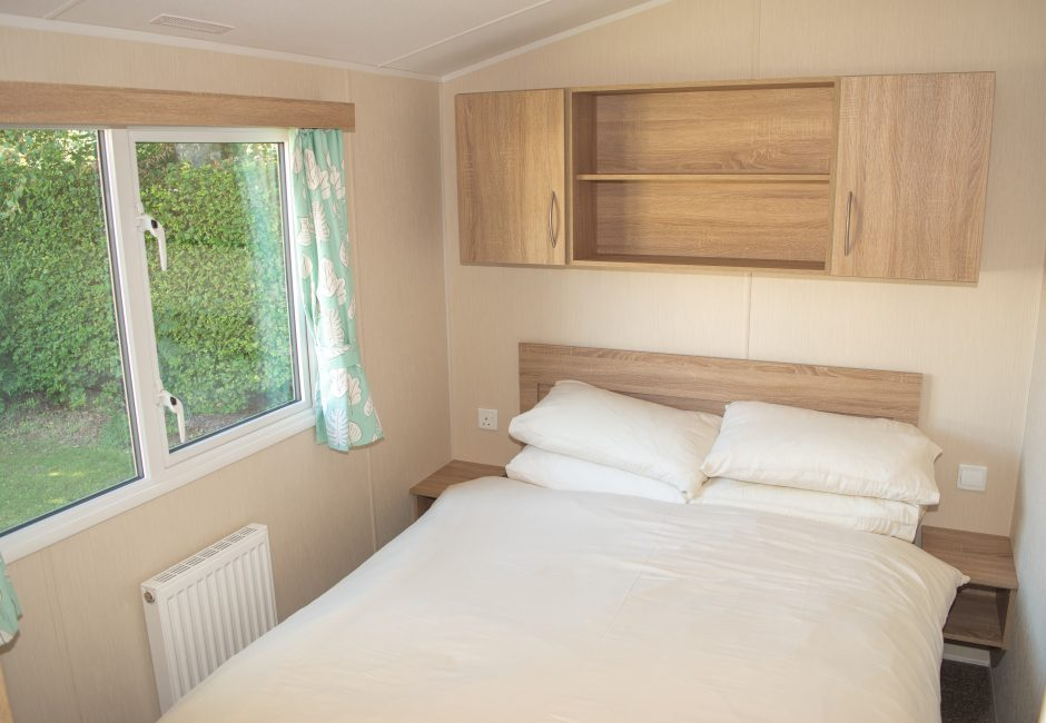Exe Super Holiday Caravan Devon Double Room at Forest Glade