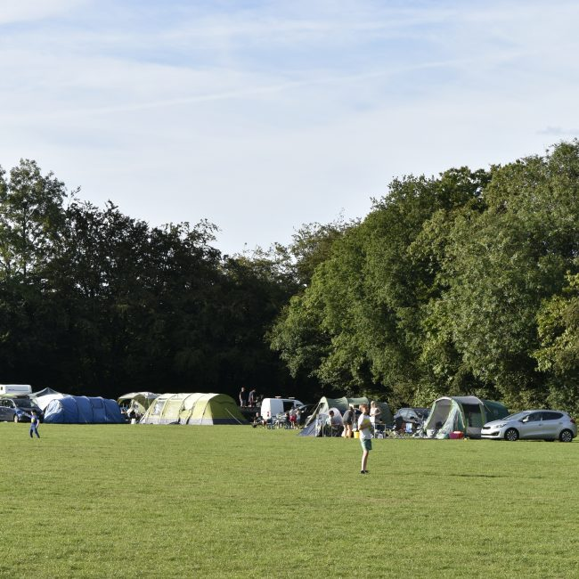 Five Acre Field Camping