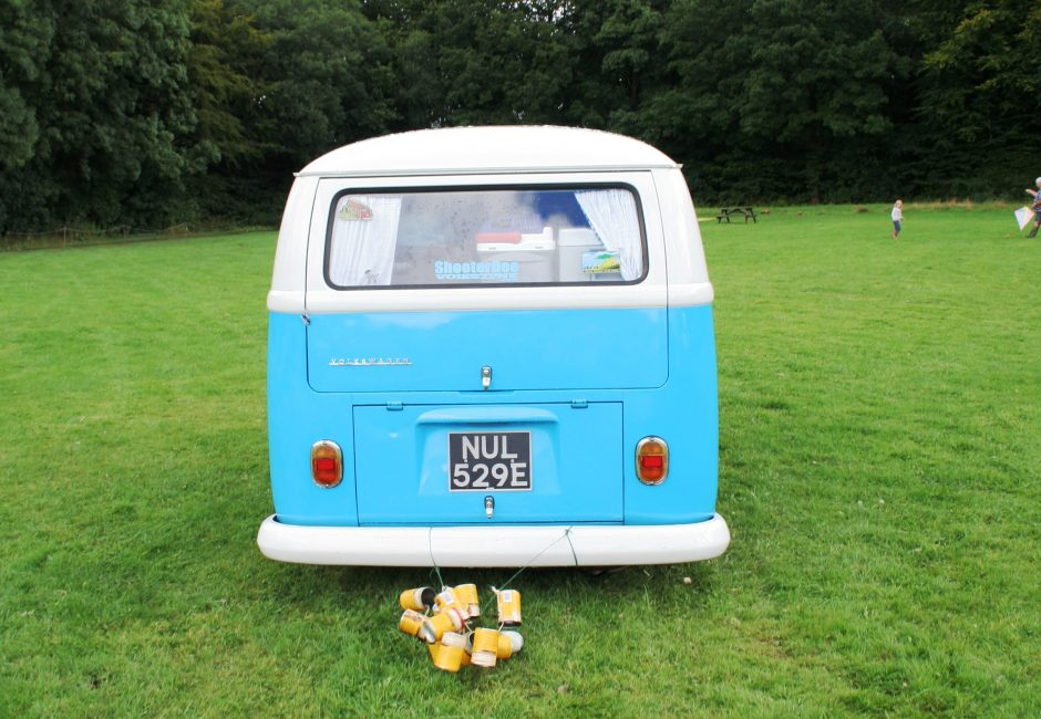 Wedding at Forest Glade VW