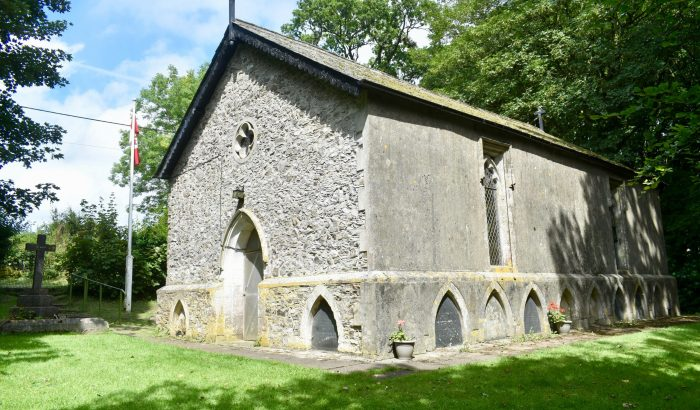 Things to do in Devon - Wolford Chapel
