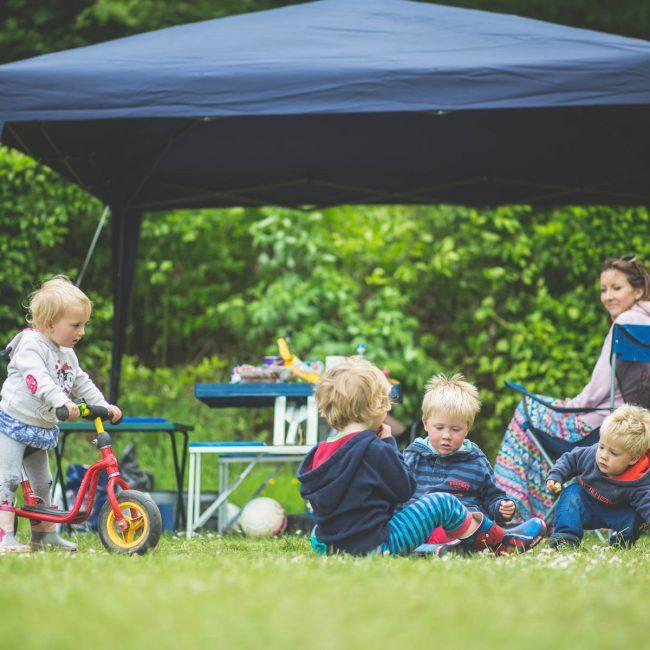 holidays with preschool children at forest glade