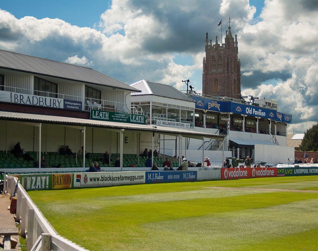 taunton cricket ground