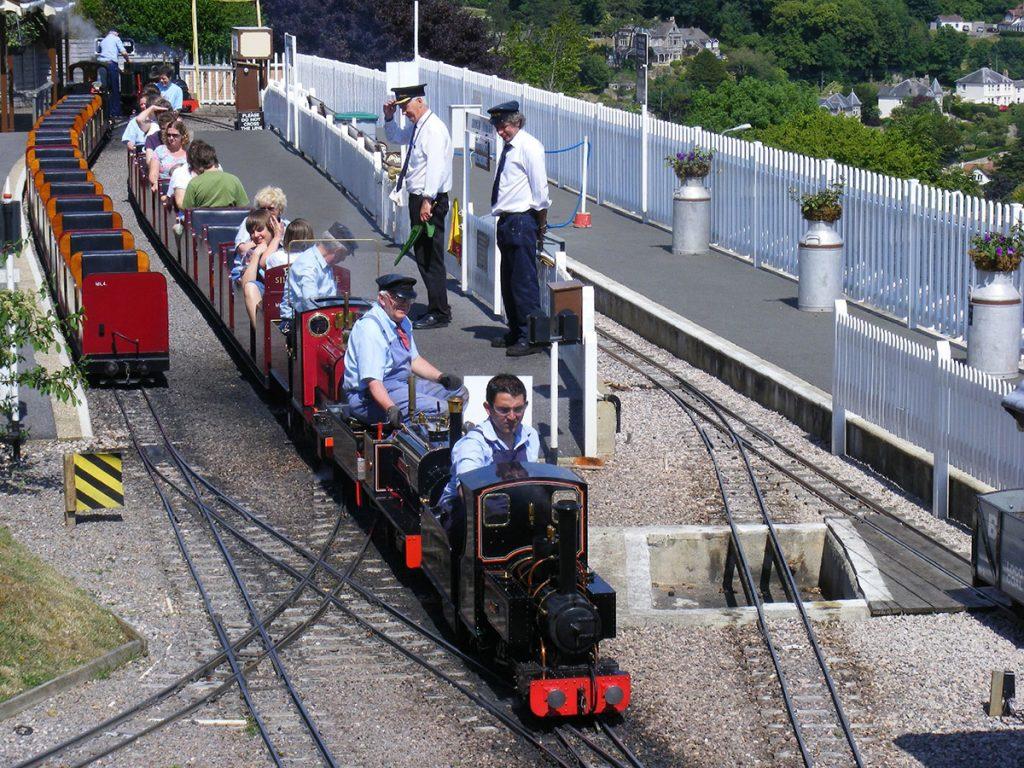 pecorama light railway